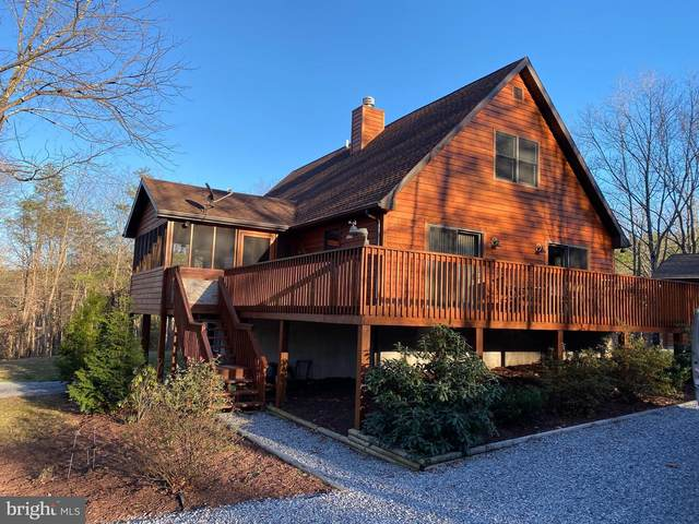 321 Key Pine Lane, BERKELEY SPRINGS, WV 25411 (#WVMO117916) :: LoCoMusings