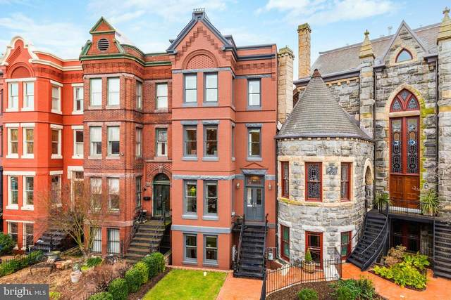 611 Maryland Avenue NE, WASHINGTON, DC 20002 (#DCDC502744) :: The Riffle Group of Keller Williams Select Realtors