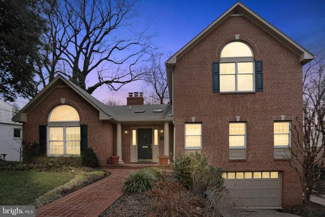 3411 Glenmoor Drive, CHEVY CHASE, MD 20815 (#MDMC740164) :: ExecuHome Realty