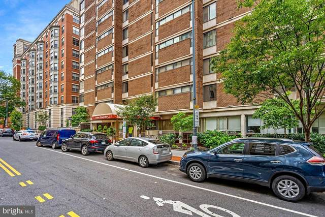 1420 N Street NW #214, WASHINGTON, DC 20005 (#DCDC502774) :: Bic DeCaro & Associates