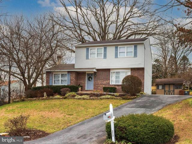 213 Valley View Lane, DOWNINGTOWN, PA 19335 (#PACT527182) :: The Dailey Group