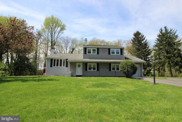 8 Windsor Drive, PRINCETON JUNCTION, NJ 08550 (#NJME306458) :: Holloway Real Estate Group