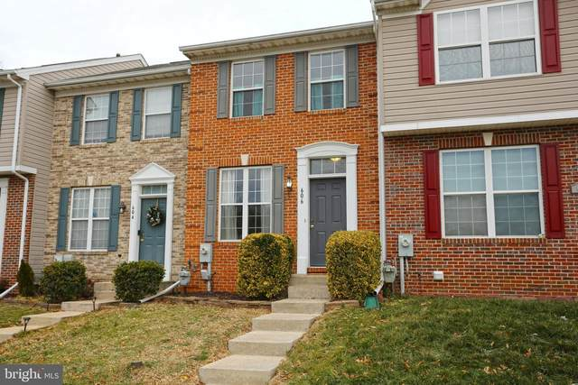 606 Emmy Dee Drive, BEL AIR, MD 21014 (#MDHR255604) :: The Dailey Group