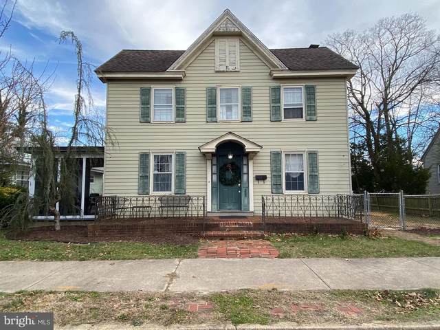 207 Cedar Street, MILLVILLE, NJ 08332 (#NJCB130716) :: Bob Lucido Team of Keller Williams Integrity