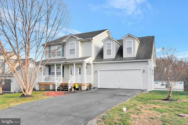 197 Whirlwind Drive, MARTINSBURG, WV 25404 (#WVBE182940) :: The Sky Group