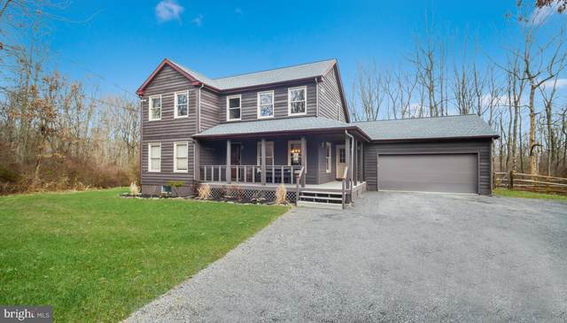 151 Kintner Hill Road, UPPER BLACK EDDY, PA 18972 (#PABU518440) :: Ram Bala Associates | Keller Williams Realty