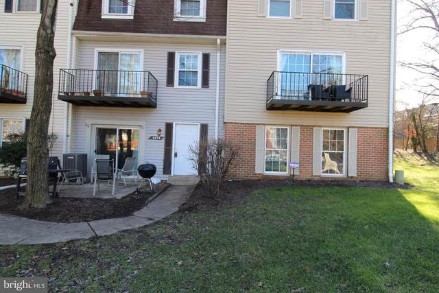 6376 Birch Leaf Court 3A, BURKE, VA 22015 (#VAFX1174900) :: Fairfax Realty of Tysons
