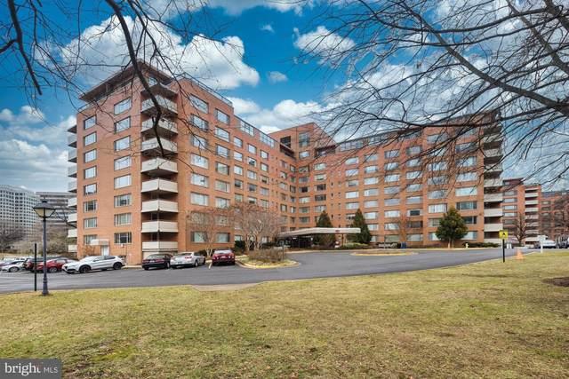 1111 Arlington Boulevard #510, ARLINGTON, VA 22209 (#VAAR174624) :: The Piano Home Group