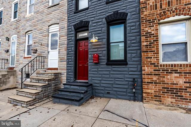 3022 Hudson Street, BALTIMORE, MD 21224 (#MDBA536214) :: Bruce & Tanya and Associates