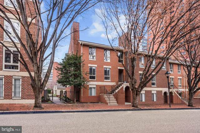 10 A W W Lee Street R71, BALTIMORE, MD 21201 (#MDBA536218) :: The Piano Home Group