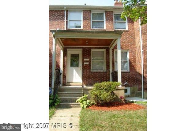 1330 Silverthorne Road, BALTIMORE, MD 21239 (#MDBA536224) :: The Redux Group
