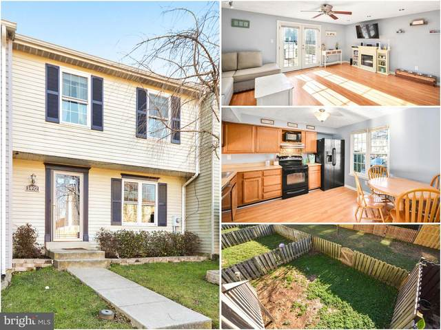 1492 Dockside Court, FREDERICK, MD 21701 (#MDFR276118) :: The Dailey Group