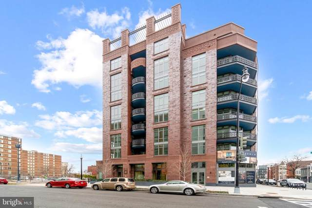 810 O Street NW #306, WASHINGTON, DC 20001 (#DCDC502840) :: Tom & Cindy and Associates