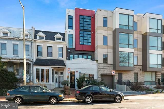 732 15TH Street SE #2, WASHINGTON, DC 20003 (#DCDC502844) :: Arlington Realty, Inc.