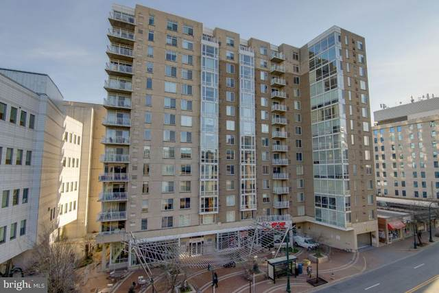 930 Wayne Avenue #709, SILVER SPRING, MD 20910 (#MDMC740238) :: ExecuHome Realty