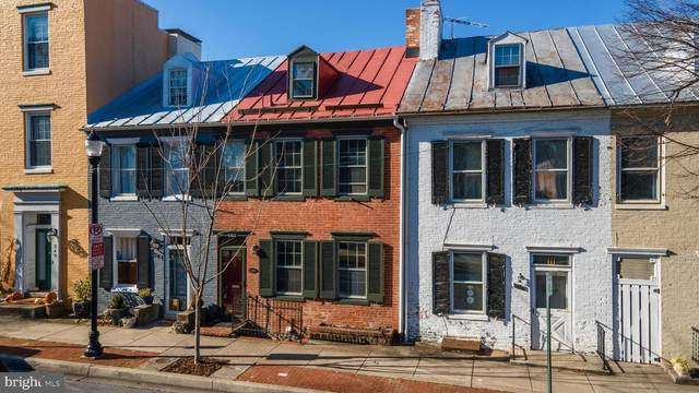 339 S Market Street, FREDERICK, MD 21701 (#MDFR276128) :: The Riffle Group of Keller Williams Select Realtors