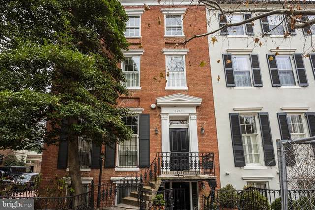 3267 N Street NW #4, WASHINGTON, DC 20007 (#DCDC502870) :: Network Realty Group