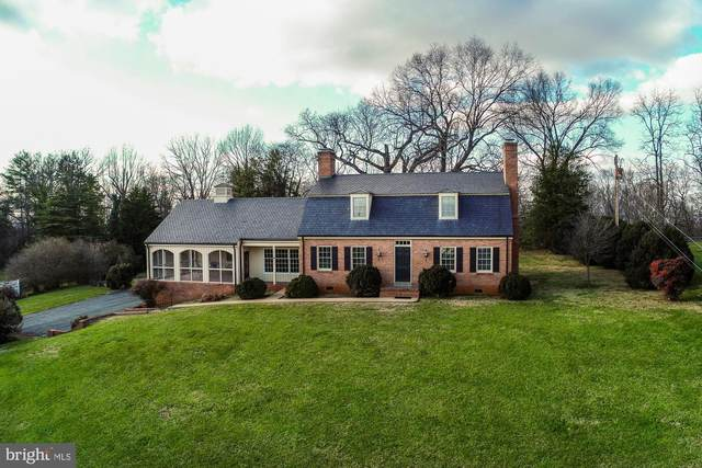 198 Red Hill Road, ORANGE, VA 22960 (#VAOR138240) :: The MD Home Team