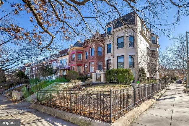 1120 Euclid Street NW #1, WASHINGTON, DC 20009 (#DCDC502880) :: Bob Lucido Team of Keller Williams Integrity