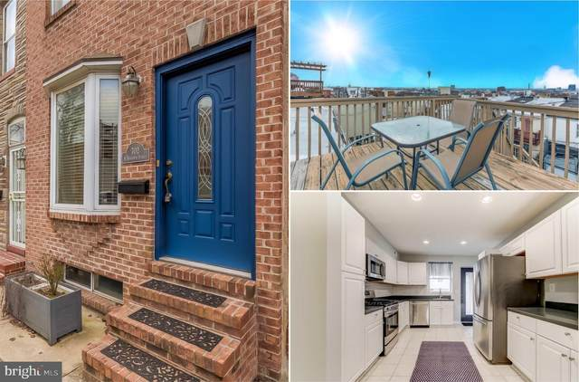 702 S Bouldin Street, BALTIMORE, MD 21224 (#MDBA536250) :: SURE Sales Group