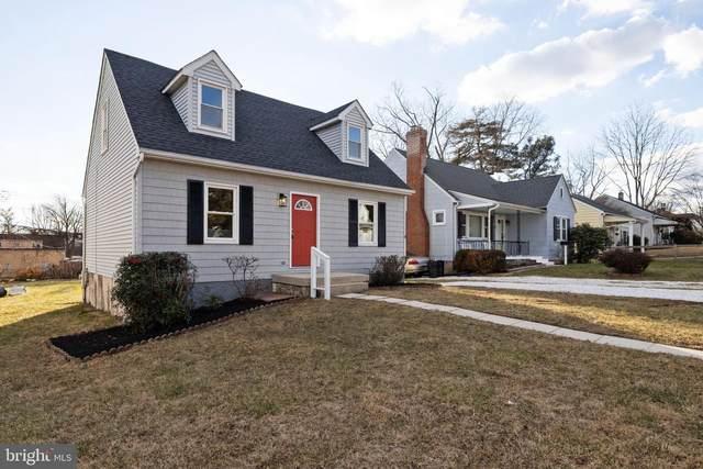 6511 Gilmore Street, BALTIMORE, MD 21207 (#MDBC516926) :: Certificate Homes