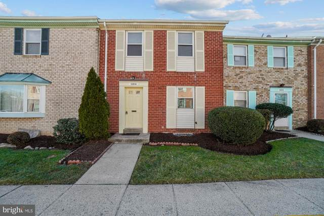 12814 Epping Terrace 2-B, SILVER SPRING, MD 20906 (#MDMC740266) :: Jacobs & Co. Real Estate