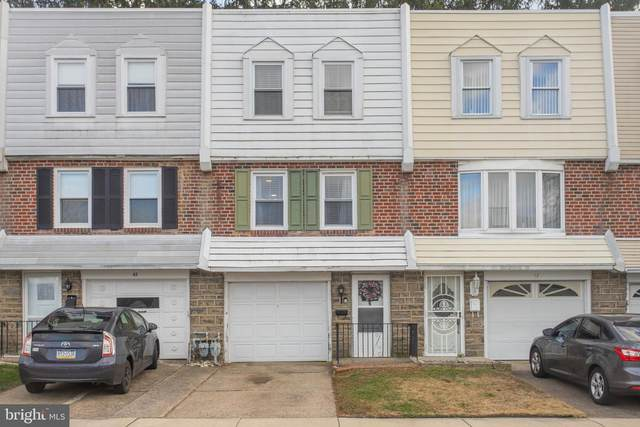 45 Suburban Lane, UPPER DARBY, PA 19082 (#PADE537554) :: The Dailey Group
