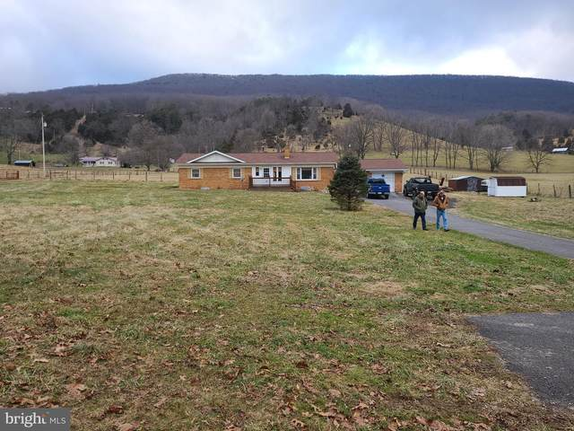 11824 Upper South Branch Road, FRANKLIN, WV 26807 (#WVPT101616) :: Pearson Smith Realty