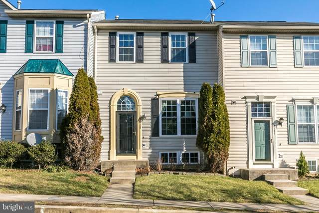 8315 Township Drive, OWINGS MILLS, MD 21117 (#MDBC516934) :: Integrity Home Team