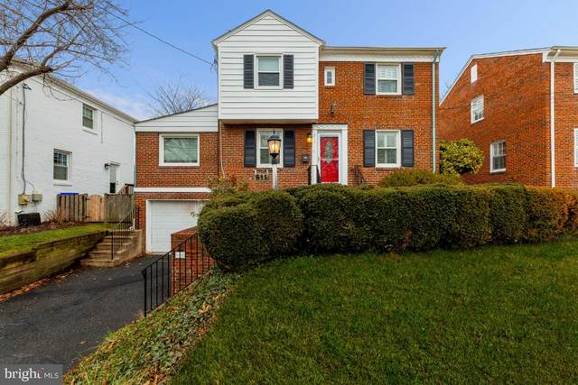 611 Forest Glen Road, SILVER SPRING, MD 20901 (#MDMC740284) :: Tom & Cindy and Associates