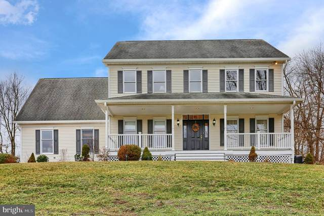 63 Willow Mill Park Road, MECHANICSBURG, PA 17050 (#PACB131164) :: The Joy Daniels Real Estate Group