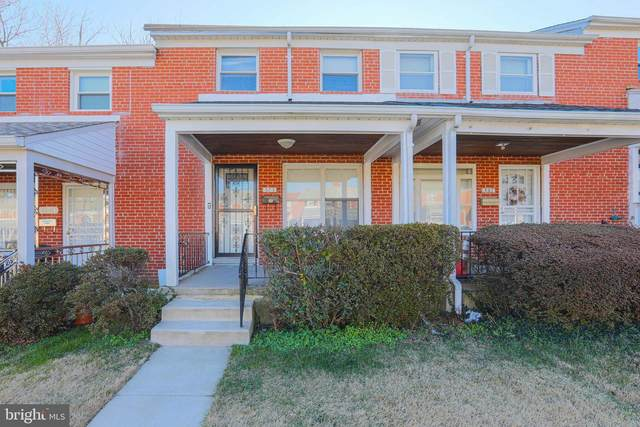 505 Queensgate Road, BALTIMORE, MD 21229 (#MDBA536274) :: The Redux Group