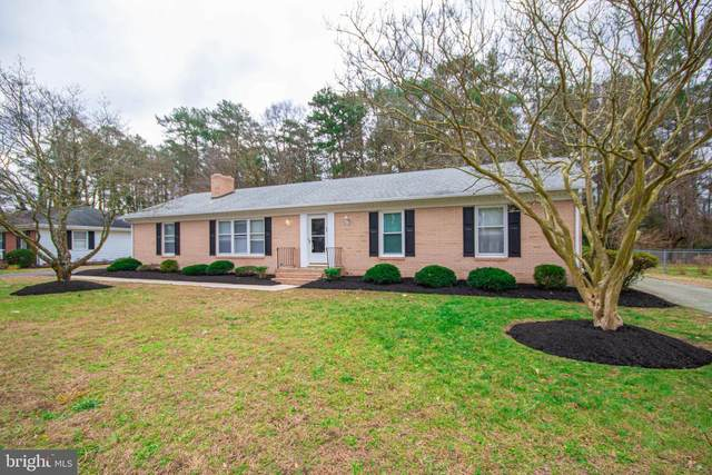 1602 S Kaywood Drive, SALISBURY, MD 21804 (#MDWC111184) :: The Maryland Group of Long & Foster Real Estate