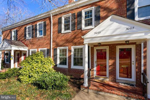3065 S Woodrow Street, ARLINGTON, VA 22206 (#VAAR174656) :: Fairfax Realty of Tysons