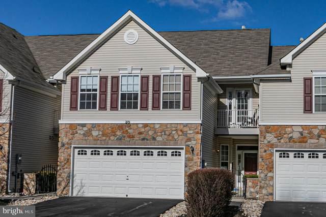 35 Sutton Court, PENNINGTON, NJ 08534 (#NJME306504) :: Holloway Real Estate Group