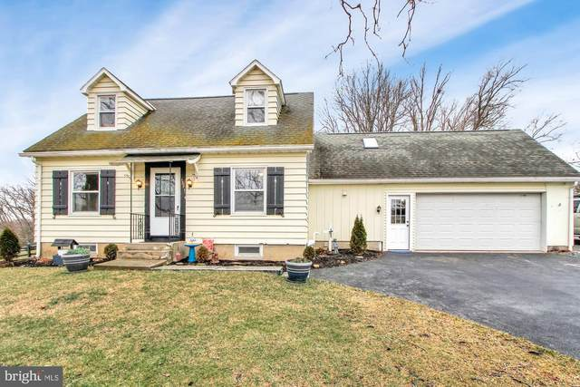 1695 Beck Mill Road, HANOVER, PA 17331 (#PAYK151234) :: The Jim Powers Team