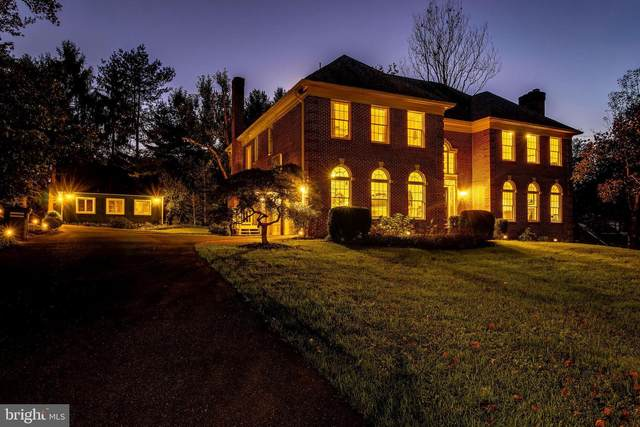 1222 Ranleigh Road, MCLEAN, VA 22101 (#VAFX1175028) :: The MD Home Team