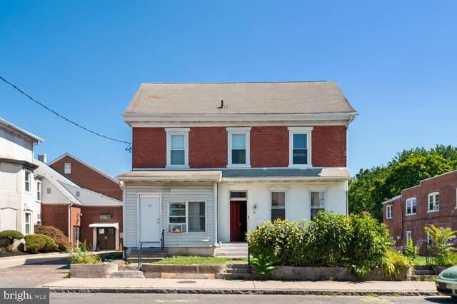 67 N Main Street, SELLERSVILLE, PA 18960 (#PABU518484) :: Bob Lucido Team of Keller Williams Integrity