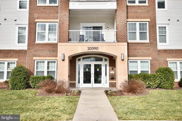 20590 Hope Spring Terrace #406, ASHBURN, VA 20147 (#VALO428574) :: Tom & Cindy and Associates