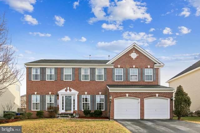 118 Greenwich Drive, WALKERSVILLE, MD 21793 (#MDFR276172) :: Blackwell Real Estate