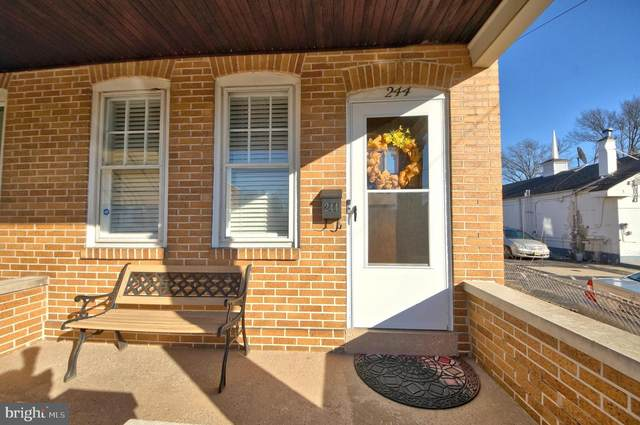 244 Randall Avenue, TRENTON, NJ 08611 (#NJME306512) :: Holloway Real Estate Group