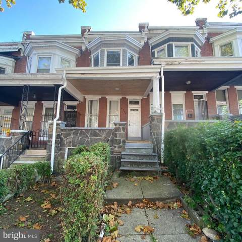 2717 Riggs Avenue, BALTIMORE, MD 21216 (#MDBA536298) :: Network Realty Group