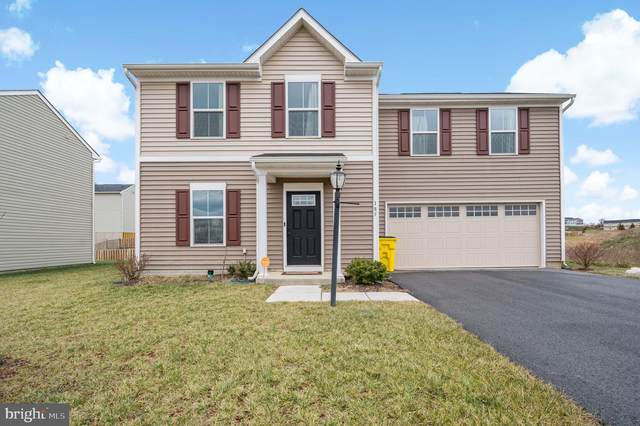 185 Ceritos Trail, MARTINSBURG, WV 25403 (#WVBE182962) :: Network Realty Group