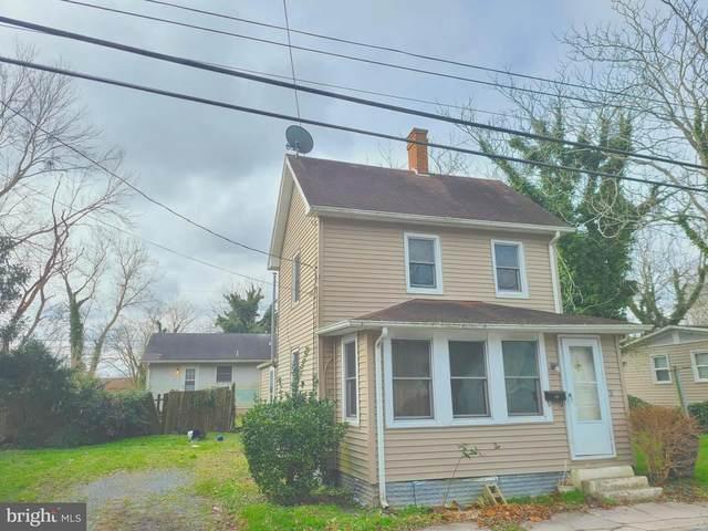 600 Cedar Street, POCOMOKE CITY, MD 21851 (#MDWO119352) :: AJ Team Realty