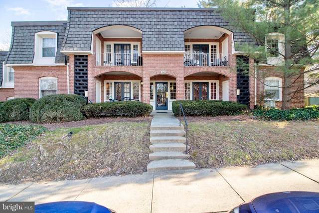 5909 Prince James Drive F, SPRINGFIELD, VA 22152 (#VAFX1175068) :: Jacobs & Co. Real Estate