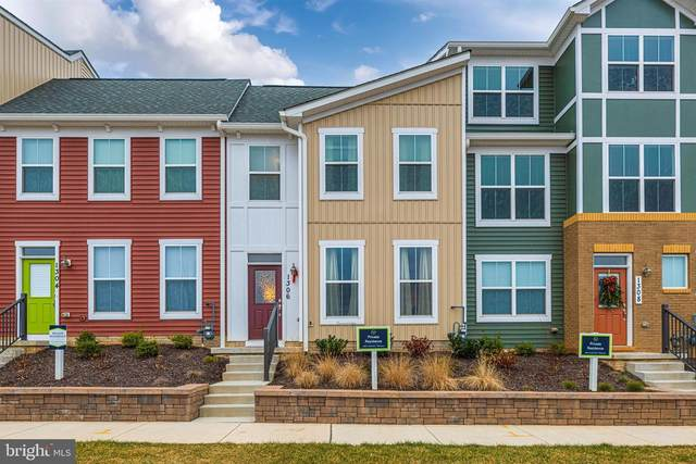 1306 Sandoval Court, FREDERICK, MD 21702 (#MDFR276176) :: Fairfax Realty of Tysons