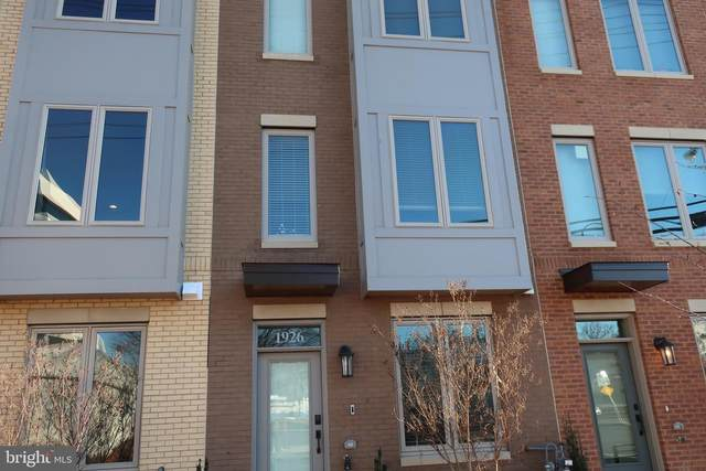 1926 Chapman Avenue #11, ROCKVILLE, MD 20852 (#MDMC740352) :: Fairfax Realty of Tysons