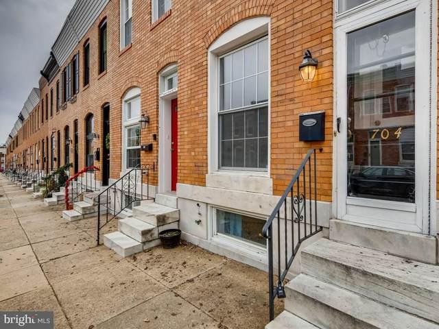 704 S Decker Avenue, BALTIMORE, MD 21224 (#MDBA536340) :: Fairfax Realty of Tysons