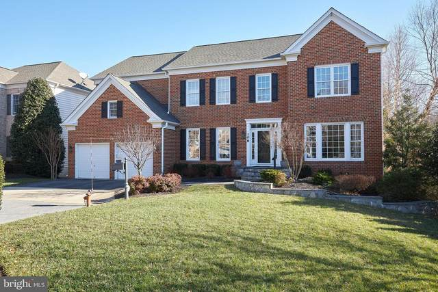 108 Long Trail Terrace, ROCKVILLE, MD 20850 (#MDMC740362) :: Network Realty Group