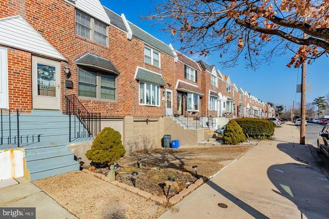 4442 Garden Street, PHILADELPHIA, PA 19137 (#PAPH977220) :: The Dailey Group